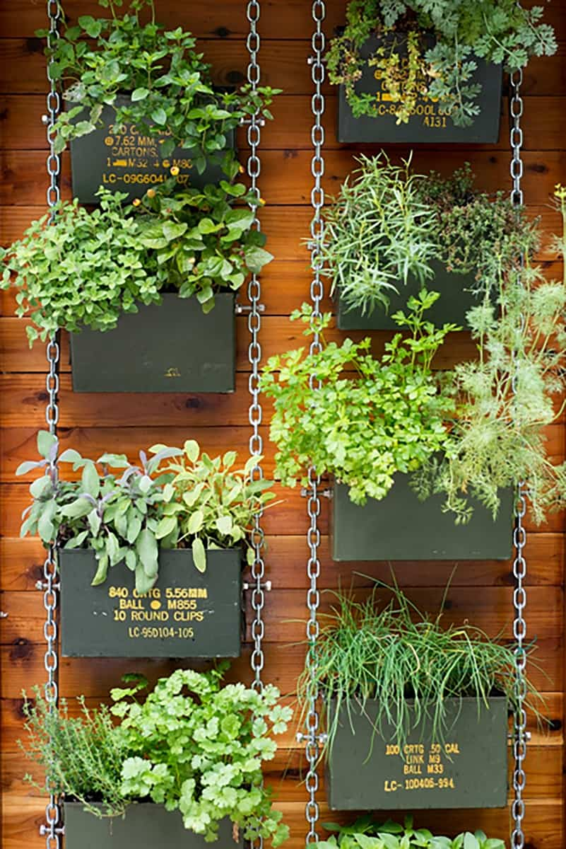 decorar un jardín pequeño