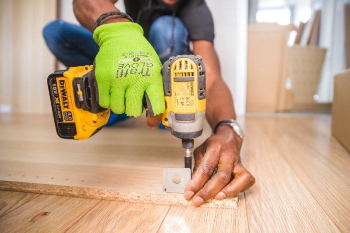 taladro herramientas casa
