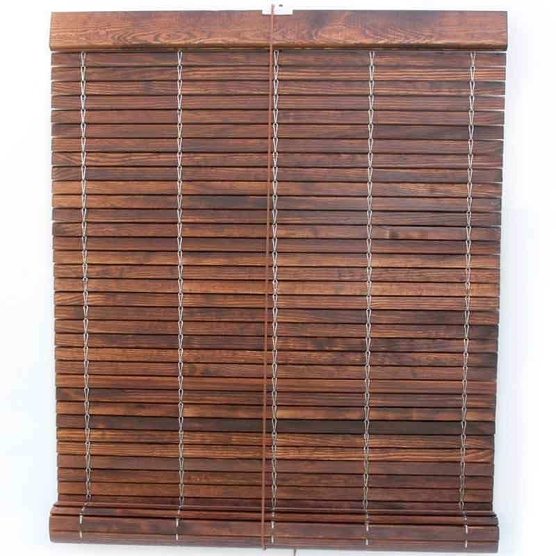 persiana alicantina barata madera barnizada a medida color barnizados