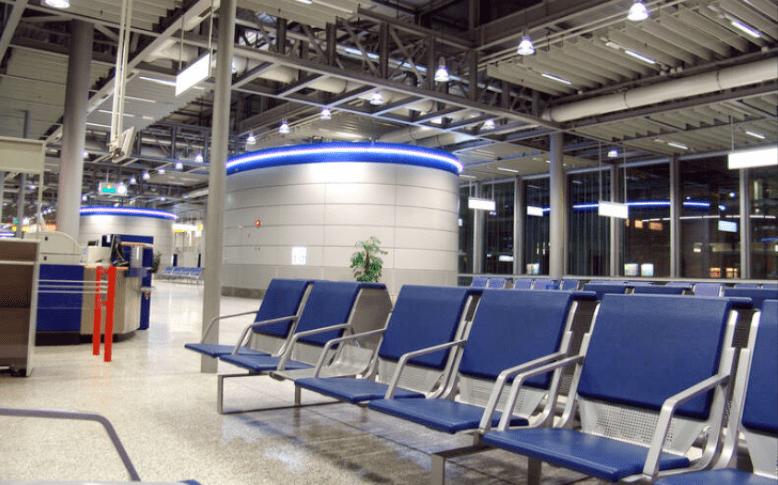 bancadas de espera utilitarias decorativas e indispensables para toda oficina