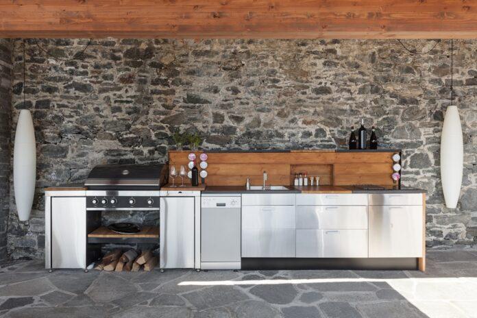 cocina exterior
