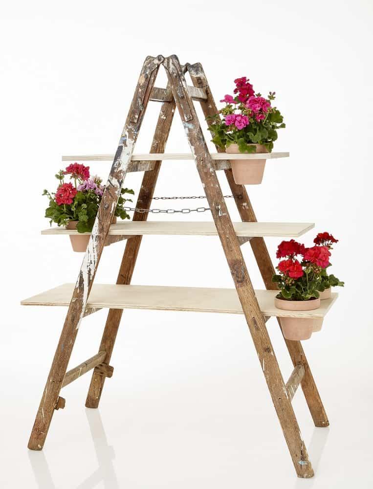 Ideas DIY para decorar terrazas y balcones