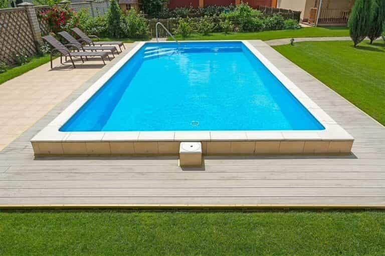 ¿Se puede pintar una piscina?